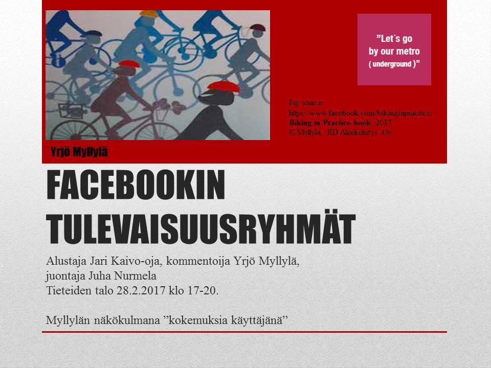 Facebookin tulevaisuusryhmät, YMy, 28.2.2017, 2.0