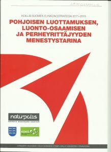 Koillis-Suomen Delfoi-pohjainen elinkeinostrategia
