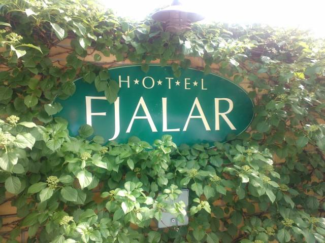 Fjaral Nordellin koti toimii nykyisin hotellina Salossa