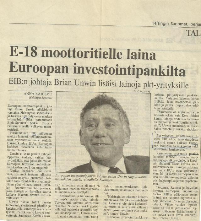HS 30.6.1995