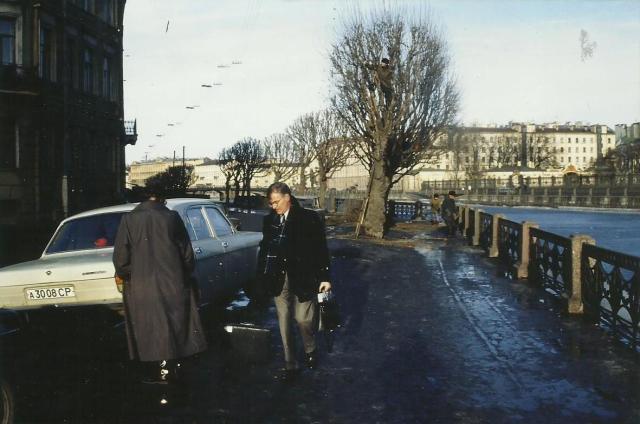 E18 tien kansainvälinen kehittämisprojekti Matkalla Pietariin ja tekijät