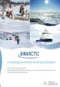 Myllylä, Yrjö & Jari Kaivo-oja (2014). Trends Relevant the Arctic. In the book: SMARCTIC – A Roadmap to a smarctic Arctic specialisation.   University of Oulu, Thule-Institute,  Oulu University of Applied Sciences. VTT.  Pages 11-17.  TEKES funded project.